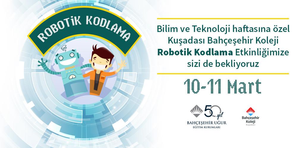 ROBOTİK KODLAMA