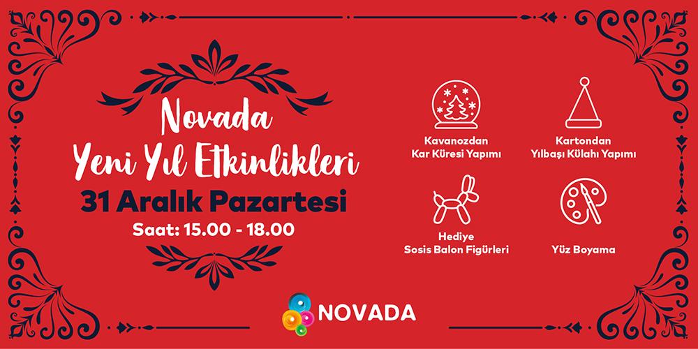 Novada Yeni Yıl Etkinlikleri